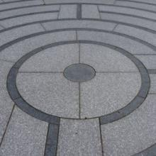 Labyrinth at the Harvard Divinity School