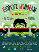 Eugene Mirman Comedy Festival Boston 2015