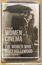 Women in Cinema Series